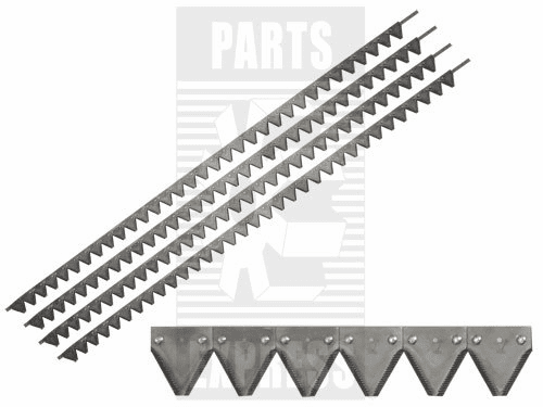 Parts Express Grain Head, Cutter Bar, Assembly    Replaces  371622A3