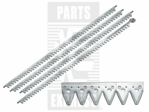Parts Express Grain Head, Cutter Bar, Assembly    Replaces  600-35S