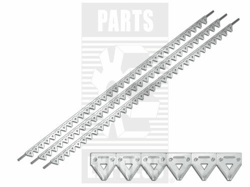 Parts Express Grain Head, Cutter Bar, Assembly    Replaces  AH121221