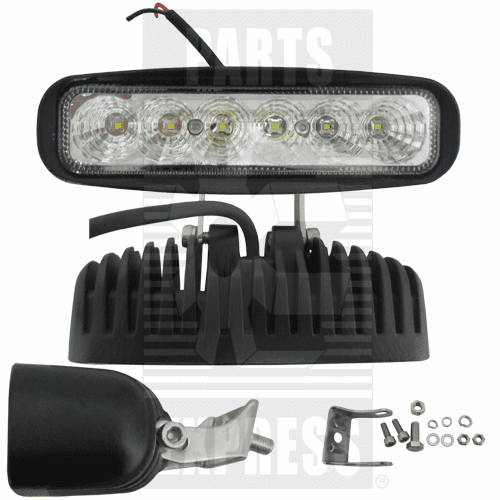 Parts Express Light, Cab, LED       Replaces  LED186