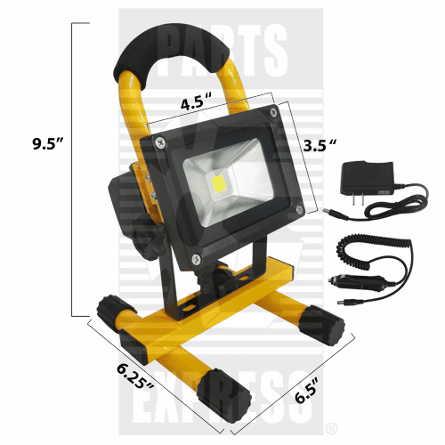 Parts Express Light, LED Work Light Replaces  WL1020