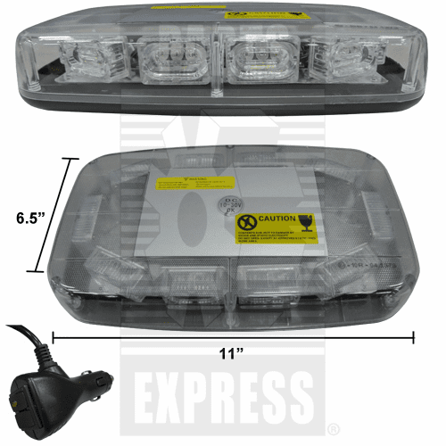 Parts Express Light, Warning Beacon Replaces  LED884