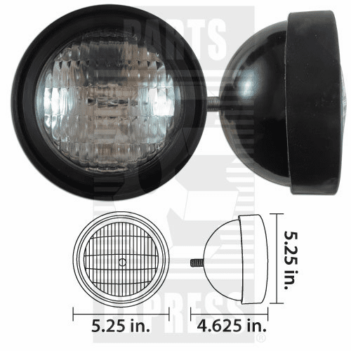 Parts Express Lights, Cab, Assembly Replaces  388946R91