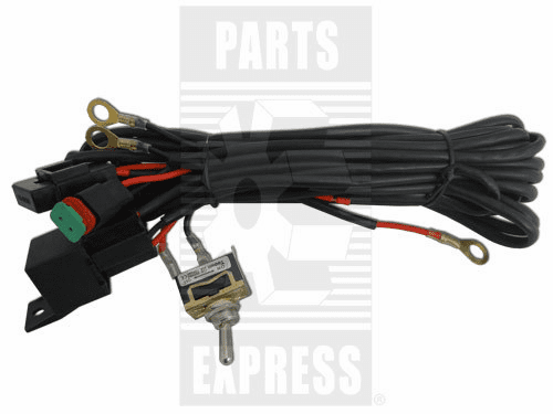 Parts Express Lights, Cab, Harness  Replaces  LTHS001