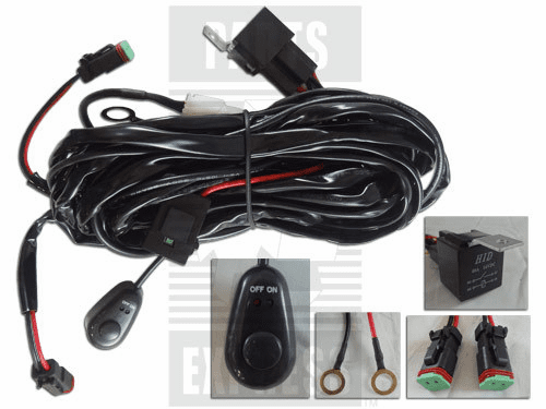 Parts Express Lights, Cab, Harness  Replaces  LTHS2102