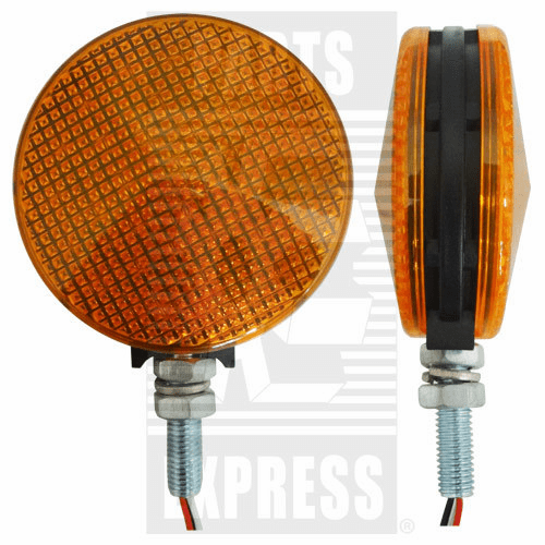 Parts Express Lights, Cab, Warning  Replaces  WL810