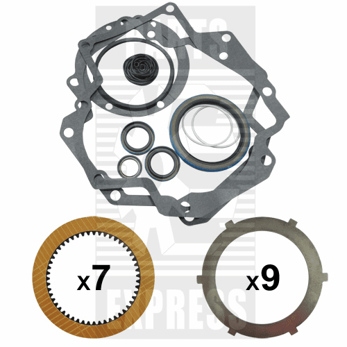Parts Express PTO, Clutch Disc & Gasket Kit Replaces  PCK720