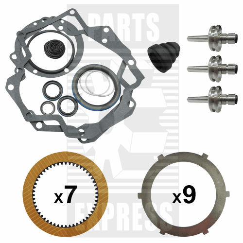 Parts Express PTO, Clutch Disc & Gasket Kit Replaces  PCK721