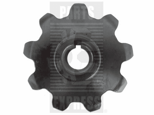 Parts Express Sprocket, Clean Grain, Upper or Lower     Replaces  1317192C1