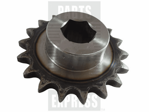 Parts Express Sprocket, Return/Tailings, Lower    Replaces  AH130572