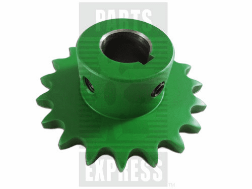 Parts Express Sprocket, Return/Tailings, Upper    Replaces  AH147557