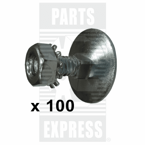 Parts Express Teeth, Pickup, Bolts  Replaces  AH86897
