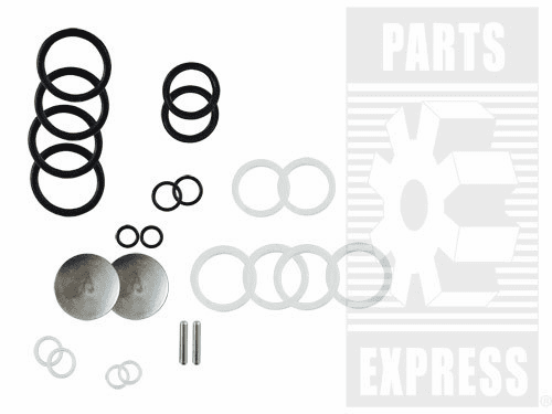 Parts Express Valve, Coupler, Oring Kit   Replaces  RE206776