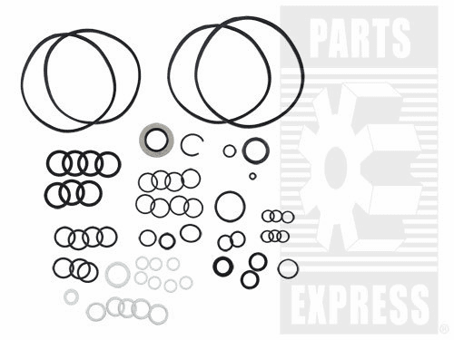 Parts Express Valve, Selective Control, Oring Kit Replaces  RE10924