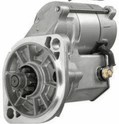 Reman Starter for MF Compacts 1210 1220 1230 1235 1428 1 Year Warranty