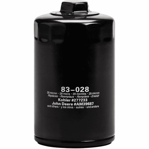 Replacement Engine Oil Filter For  Kohler Engines 277233