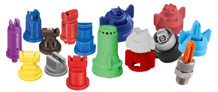 Spray Tips/Strainers/Nozzles