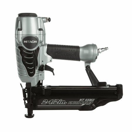 "Hitachi NT65M2 16 Gauge Straight Finish Nailer 2-1/2"" Max Length"