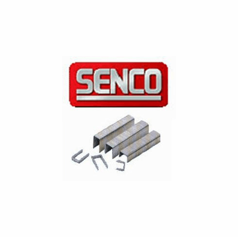 "Senco C10BAAP 5/8"" Length x 3/8"" Crown, 22 Gauge Fine Wire Upholstery Staple (27,000 Staples)"