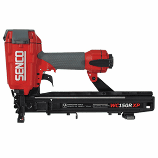 "Senco WC150RXP 1"" Wide Crown, 16 Gauge P Series Roofing Stapler"