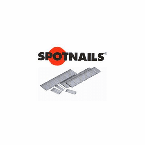 "Spotnails 18516 1"" Length 18 Gauge Straight Finish Brad Nails (5,000 Nails)"