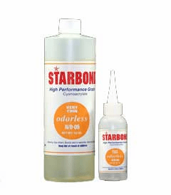 Starbond NO 05 Odorless Thin Clear Cyanoacrylate