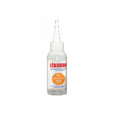 Starbond NO 05 Odorless Thin Cyanoacrylate Adhesive 2oz x 4ea, includes 4 FREE extra Tips
