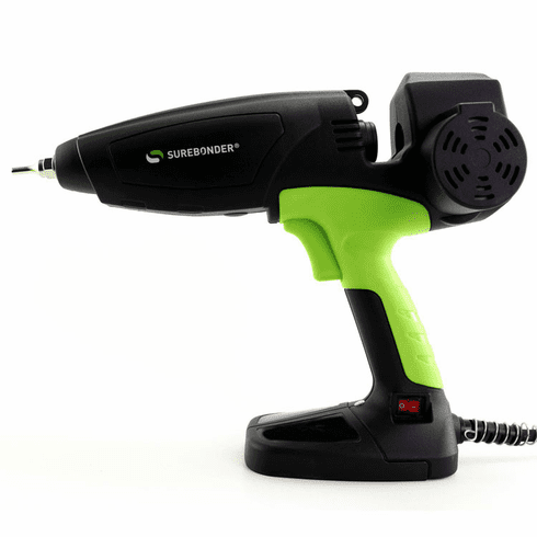 "Surebonder MGG-450 Motorized Trigger Heavy Duty 7/16"" Diameter Glue Gun 450 watts"