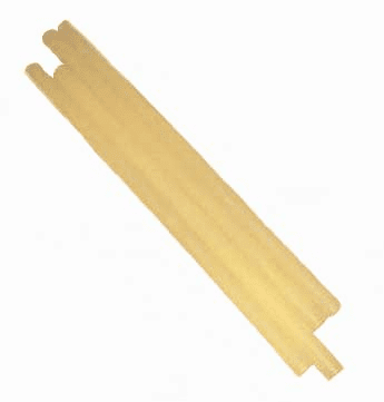 "Tecbond 1/2"" Diameter x 10"" Length Hot Melt Adhesive Glue Sticks"
