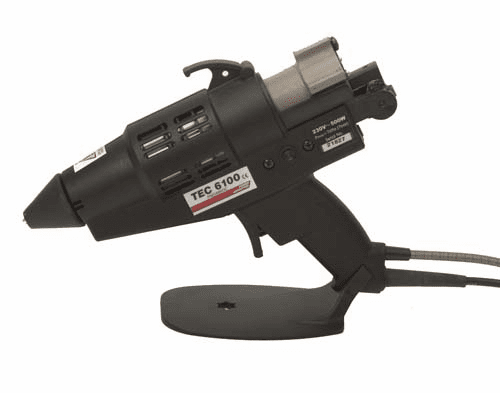Tecbond 6100-LM 43mm Pneumatic Low Melt Glue Gun