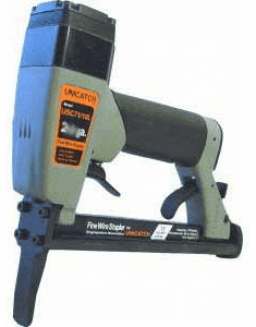 "Unicatch 2238AL 3/8"" Crown 7 C Series Long Nose Upholstery Stapler"