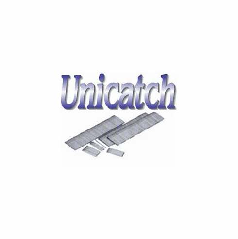 "Unicatch F10 3/8"" Length 18 Gauge Straight Finish Brad Nails (5,000 Nails)"