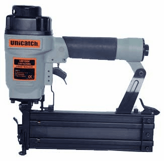 "Unicatch UB1664 16 Gauge Straight Finish Brad Nailer 2-1/2"" Max Length"