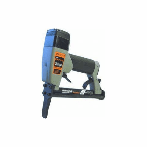 """Unicatch USAT80/16L 1/2"""" Crown 80 Series Long Nose Upholstery Stapler and a FREE box of 5/16"""" Length Staples (5,000 staples)"""