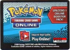BW03 NOBLE VICTORIES - Pokemon Pack Code