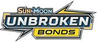 SM10 UNBROKEN BONDS - PTCGO Codes - Pack