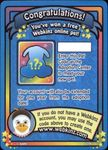 Webkinz RANDOM PET CODE from Webkinz Trading Cards Series 2 - Delivered by Fast and Free Email Delivery