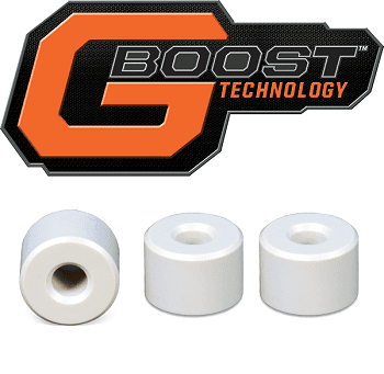 GBOOST EXTREME RHINO ROLLER KIT RR3EXB FOR SECONDARY CLUTCH ON CAN-AM ATV/UTV