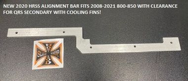 NEW DESIGN FOR 2020- HOT ROD SLED SHOP CLUTCH ALIGNMENT TOOL FOR  2008-17 XP, XS, XM, &  ALL REV GEN4 850 Chassis