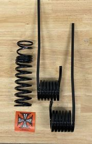 HOT ROD SLED SHOP CENTER DUAL RATE SPRING KIT FOR REAR SUSPENSION