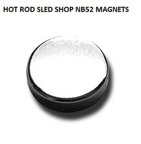 HOT ROD SLED SHOP NB52 MAGNETS FOR HRSS-PDM & PDL WEIGHTS