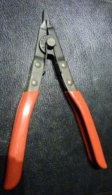 HOT ROD SLED SHOP PDRIVE C-CLIP PLIERS