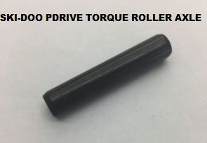 SKI-DOO PDRIVE AXLE FOR TORQUE ROLLERS