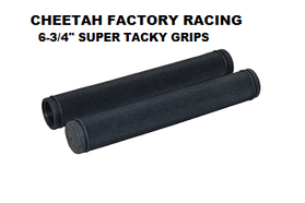 CHEETAH FACTORY RACING SUPER TACKY GRIPS
