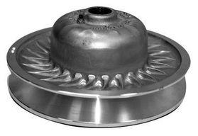 TEAM TSS04 SECONDARY CLUTCH WITH HELIX FOR SPLINED SKI-DOO