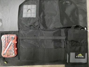 TUSK CACHE TOOL ROLL WITH TOOL KIT PACKAGE