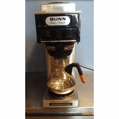 BUNN POUR-OMATIC COMMERCIAL 10 CUP COFFEE MAKER