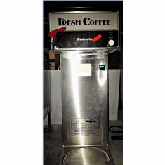 GRANDMASTER COUNTERTOP FRESH COFFEE MAKER