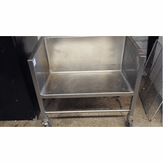 NSS STAINLESS STEEL EQUIPMENT STAND BT-15