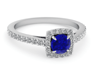 Colored Diamond Ring - We Carry Various Colors!